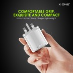 X-ONE Quick Charge 3.0 充電頭