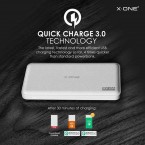 X.ONE 12000Mah Power Bank